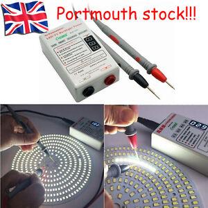 SID-GJ2C 0-300V Output LED LCD TV Backlight Tester Meter Tool Lamp Bead UK Stock