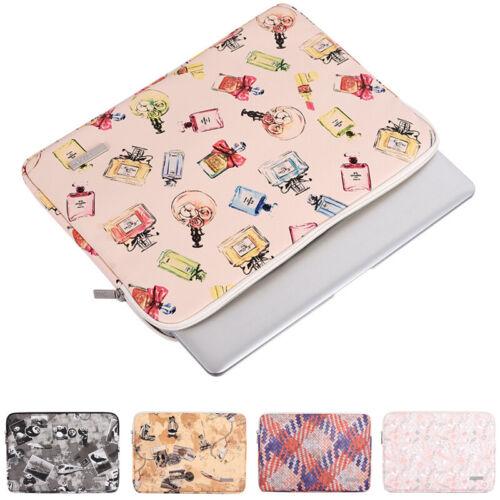 Waterproof Laptop Sleeve Case Notebook Carry Bag For Macbook