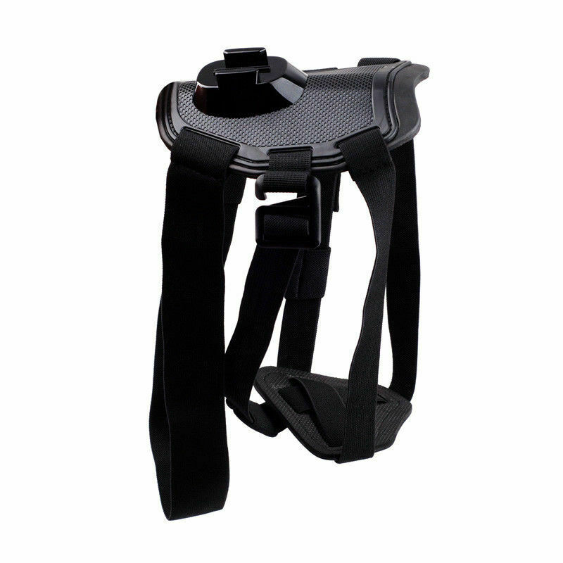 Opteka Dog Mount Harness for GoPro HERO 7 6 5 4 3+ 3 2 Session Yi Action Cameras