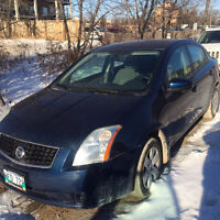 2009 Nissan Sentra - SAFETIED
