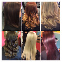 Hairstylist Accepting New Clients!
