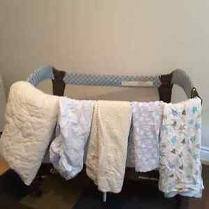 Bedding for playpen