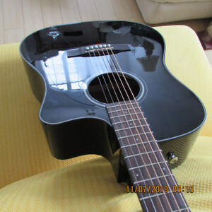 Fender CD-60CE Acoustic Electric Guitar Fishman® Isys III