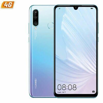 HUAWEI P30 LITE 128GB+4GB RAM TELÉFONO MÓVIL LIBRE SMARTPHONE BREATHING CRYSTAL