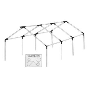 Wall Tent Frame (16' x 20' x 5')