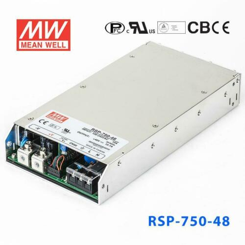 MEAN WELL RSP-750-48 750W 48V Switching Power Supply