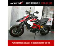 2013 '13 Ducati Hypermotard 821 SP. Ohlins, Brembo, MIVV Pipe, Tail Tidy. £7,995