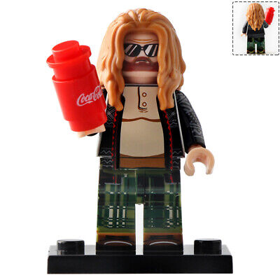Fat Thor (End Game) - Marvel Universe Lego Moc Minifigure Gift For Kids