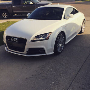 2012 Audi TT S Line - Low kms, Great condition, Winter tires