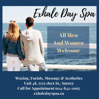 Exhale Day Spa