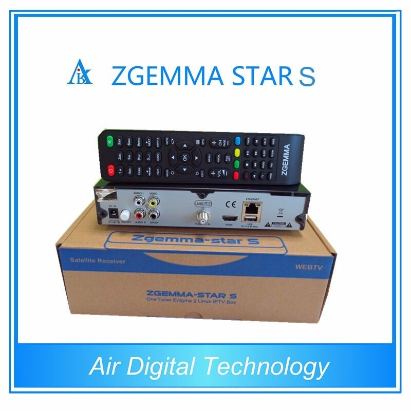 LATEST ZGEMMA STAR DUAL CORE ENIGMA 2 HD