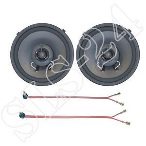 Rainbow 2 Wege Lautsprecher Mercedes 200 300 W124 60W DIN 120 Snap Armaturenbret
