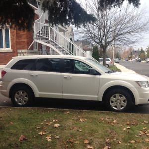 2011 Dodge Journey Familiale