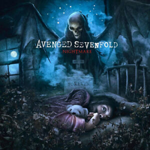 Avenged Sevenfold-Nightmare cd-Excellent condition