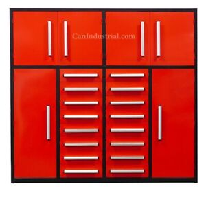 Tool Cabinets and Workbenches