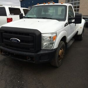 2011 Ford F-350 pick up Camionnette