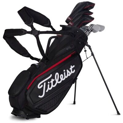 ⛳️ Titleist Premium Tour Stand Bag With Your Name Embroidered🏌️
