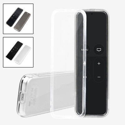 1*360° Case Cover Protect For Apple TV 4K 4 Gen Siri Remote Controller Anti-Dust