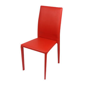 Contemporary Leatherette DINING CHAIRS