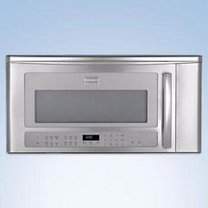 Microwave Oven - Stainless Steel  Over-the-Range