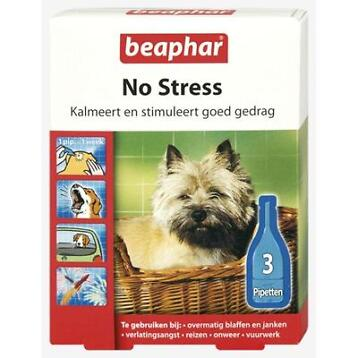 Beaphar No Stress Hond 3 Pipet