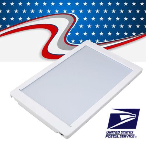 USA stock Dental X-Ray Film Illuminator Light Box X-ray Viewer LED light Panel