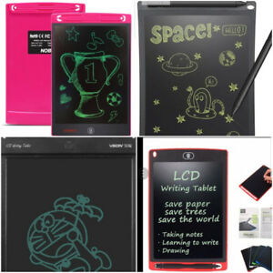 educational drawing and writing LCD tablets for kids