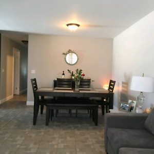 New 3 Bedroom Upper- Riverside Area