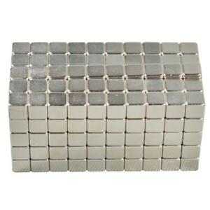 250PCS Magnets 10mm*10mm Cubes Super/Squares Strong Rare Earth Neodymium 220323
