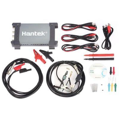 Hantek 6104be Pc Based Car Automotive 4ch Digital Oscilloscope 100mhz Usb 1gsas