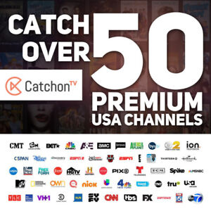 Catchon TV - HD TV Channels and PVR - $24.95