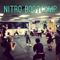 Bootcamp Special at Nitro Fitness