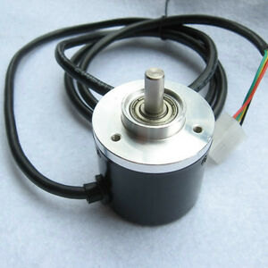 NEW-Encoder-100P-R-Incremental-Rotary-Encoder-100p-r-AB-phase-encoder-6mm-Shaft