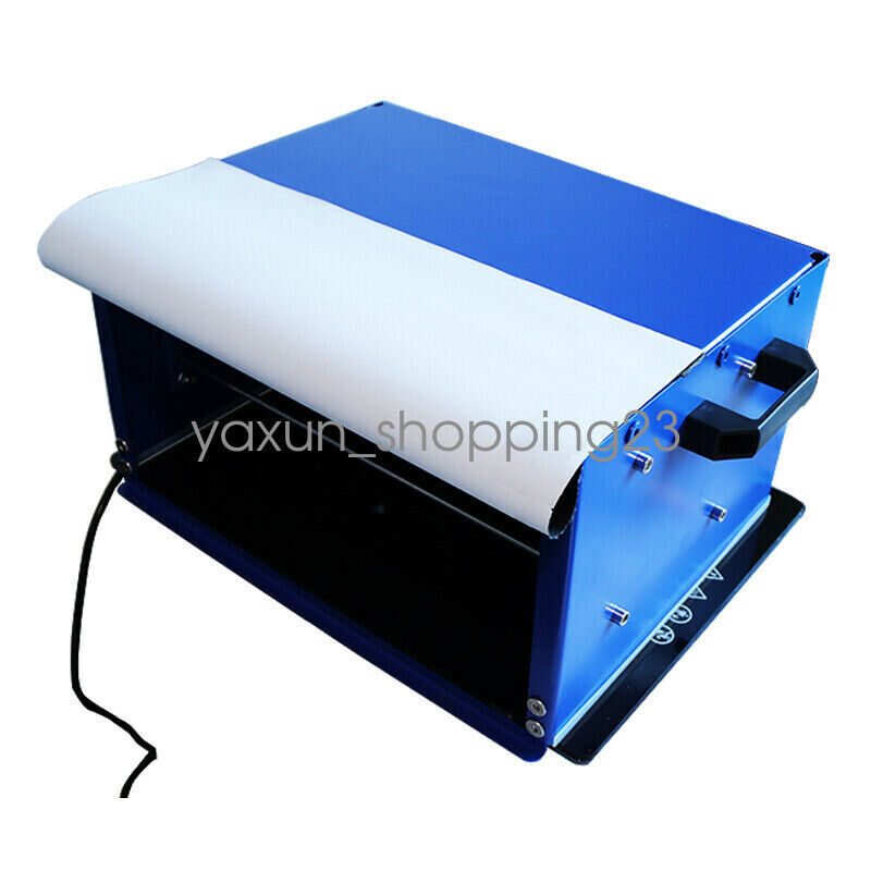 Simple Screen Printing Drying Cabinet Cambered Screen Plate Drying 13.7x11 inch