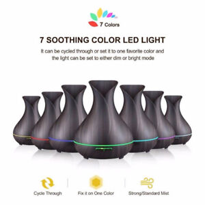 Humidifier/Essential Oil Diffuser/Cool Mist
