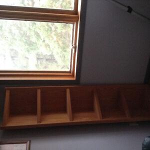 Crate design. Corner unit