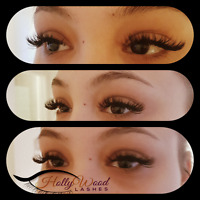 N.D.G Eyelashes Extension service N.D.G area!!!!!
