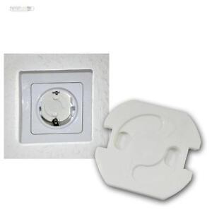 5er set steckdosenschutz kinderschutz f r steckdosen kindersicherung sicherung ebay. Black Bedroom Furniture Sets. Home Design Ideas
