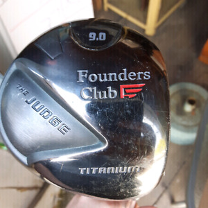 Founders Club Driver
