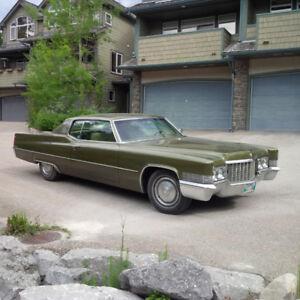 Classic Cadillac Calais 1970