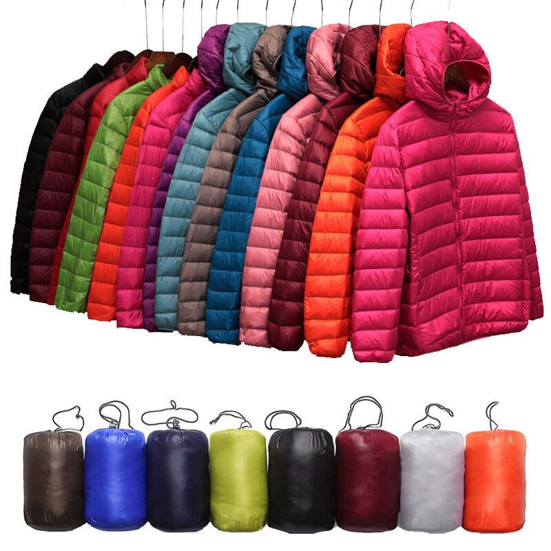 UNIQLO/'S Factory Sale Men/'s Lightweight 90/% Down Jacket Hooded Puffer Parka Coat
