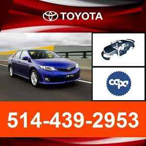 Toyota Camry ■ Fenders and Bumpers ► Ailes et Pare-chocs