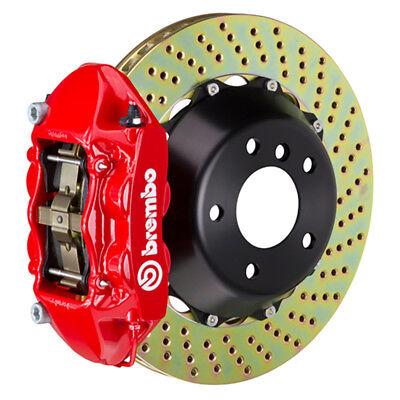 Brembo Bremsanlage BMW E60 M5 380x28mm Hinterachse gebraucht kaufen  Senden
