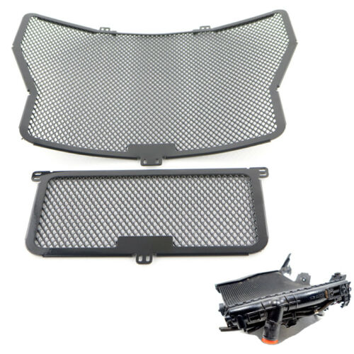 Aluminum Radiator Guard Cover Protector for  2009-2016 BMW S1000RR 2014 2015