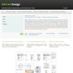 Building Permits Cornwall - Architectural Engineering Design