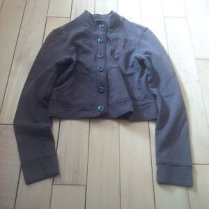 Size 8 Girls Long Sleeves and Sweaters and Jacket Kitchener / Waterloo Kitchener Area image 4