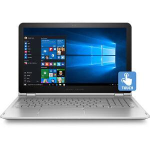 LIKE NEW HP TOUCH SCREEN WINDOWS 10! 1 TB HDD! 8 GB RAM! 10 CORE