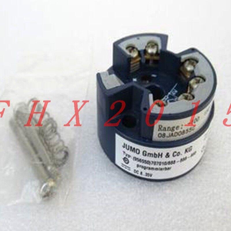 ONE NEW JUMO temperature transmitter 707010 / 888-888-888