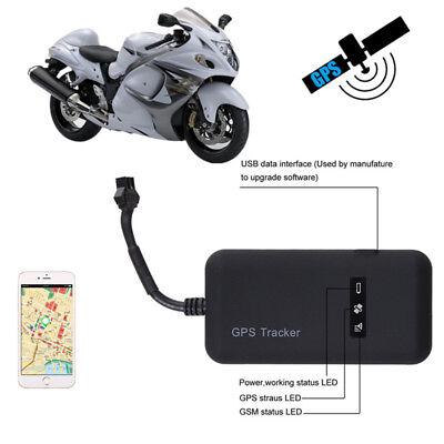 Mini Motorcycle GPS Tracker Tracking Antitheft Device Locator GSM GPRS Real Time segunda mano  Embacar hacia Mexico
