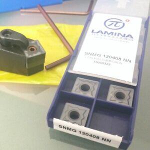 CNC / Manual Lathe Turning Machinig Tool Holder MSDNN New